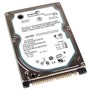 Hard Disk Laptop 80GB ATA / IDE