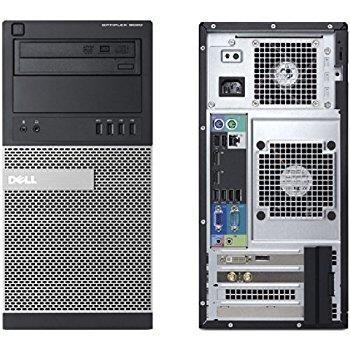 Desktop Refurbished Dell Optiplex 390 Tower i3-2120 3.3 GHz