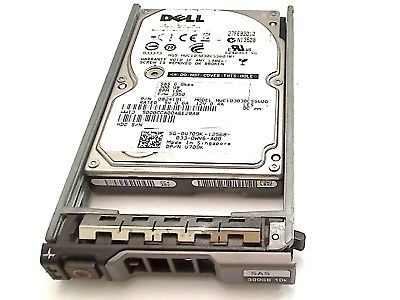 Hard Disk Server 300GB SAS 2.5""