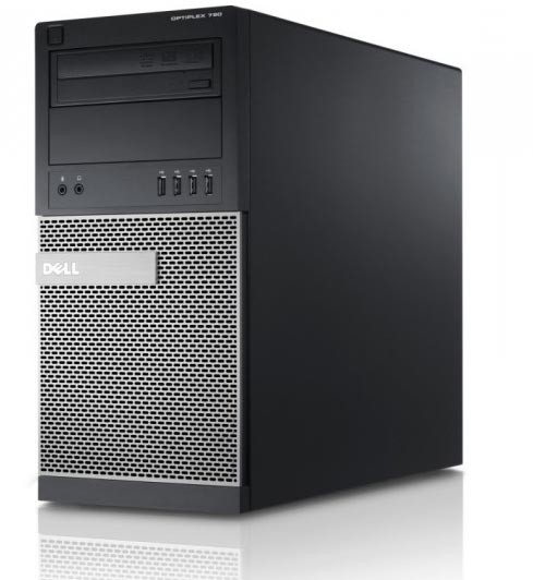Calculatoare Refurbished Dell Optiplex 790 Intel Core i5-2400 Quad-Core up to 3.4 GHz