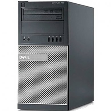 Dell Optiplex 790 Tower Intel Core i5-2400 CPU @ 3.10GHz
