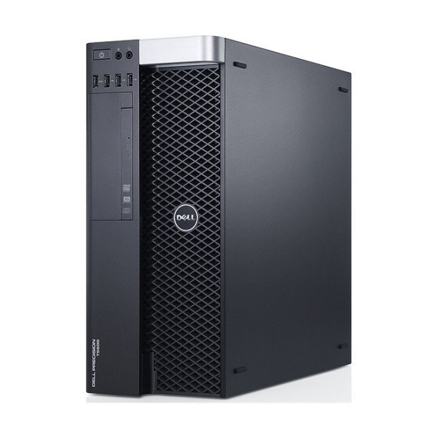Workstation Refurbished Dell Precision T3600  Xeon Octa Core