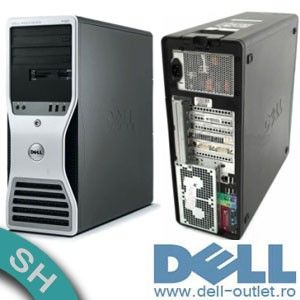 Workstation Second Hand Dell Precision 690