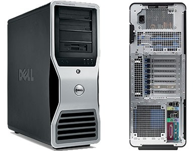 Calculatoare SH Dell Precision 490 Workstation