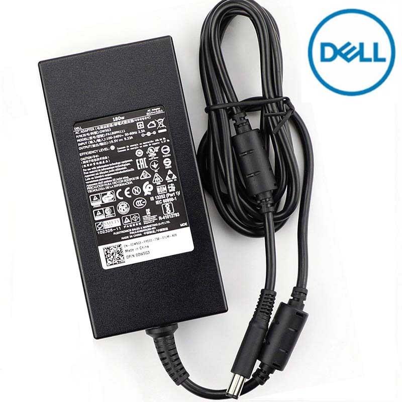 Incarcator original pentru laptop Dell 180W 5 x 7,4mm