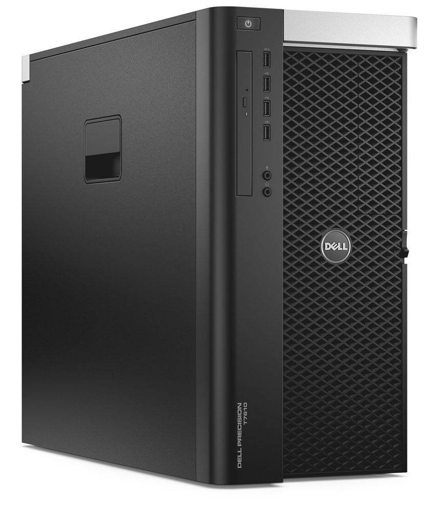 Workstation Refurbished Dell Precision T7610