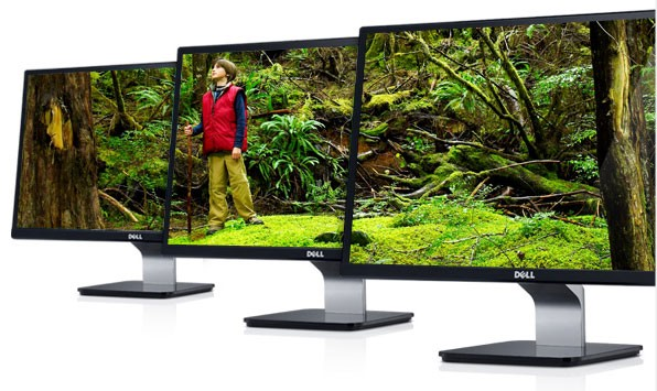 Monitor Dell S2340L LED 23 inch