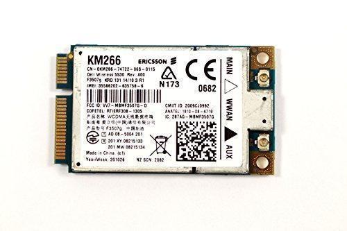 Modem 3G + GPS Dell Wireless DW5530