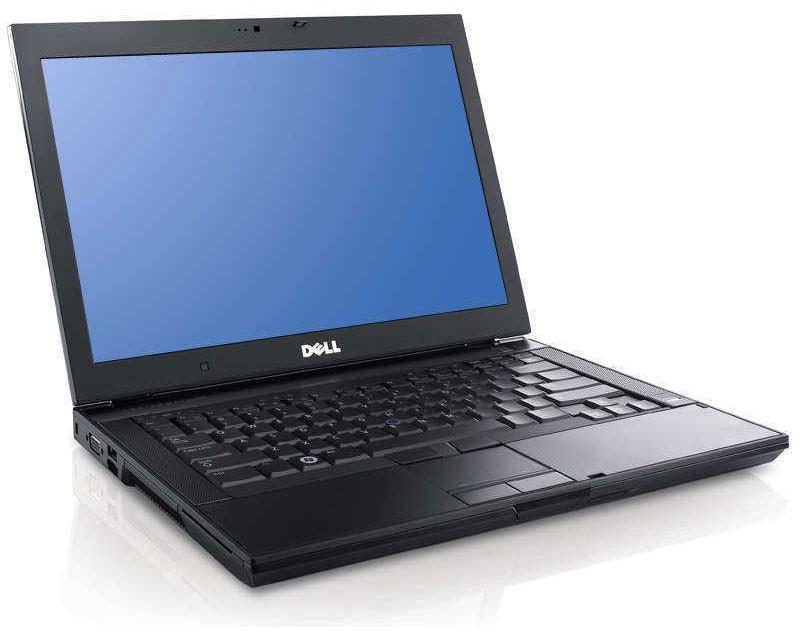 Laptop Second Hand Dell Latitude E6400 Intel Core 2 Duo P8600 2.4 Ghz