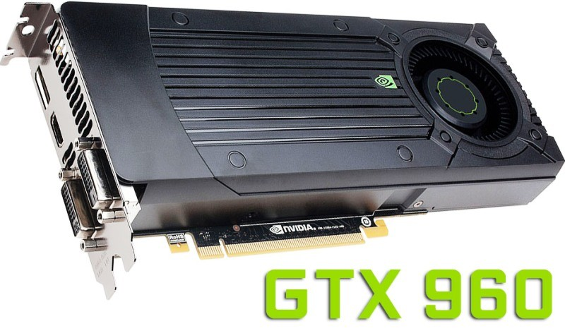 Placa Video nVidia GeForce GTX 960