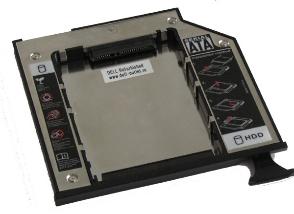 Hard Drive Caddy Dell Latitude E