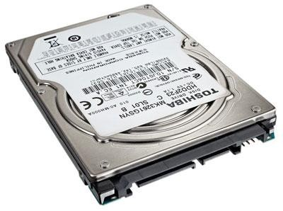 Hard disk Laptop 320GB S-ATA