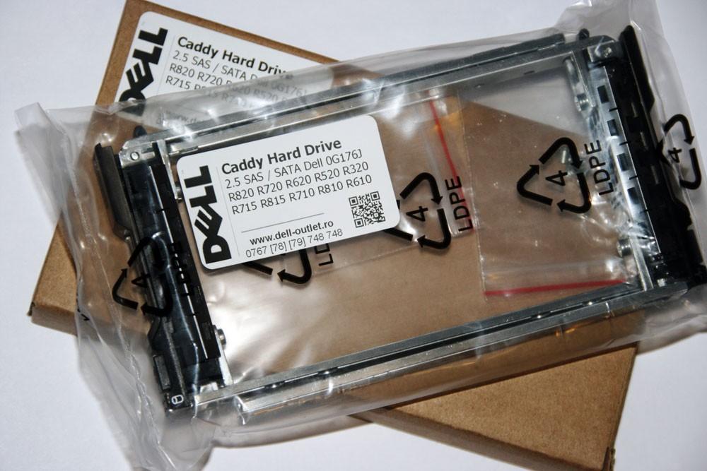 Caddy HDD 2.5 inch SFF Hot-Swap SAS/SATA Dell 0G176J