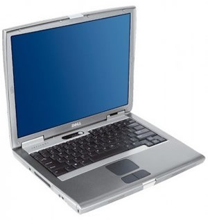 Laptop Second Hand DELL Latitude D505