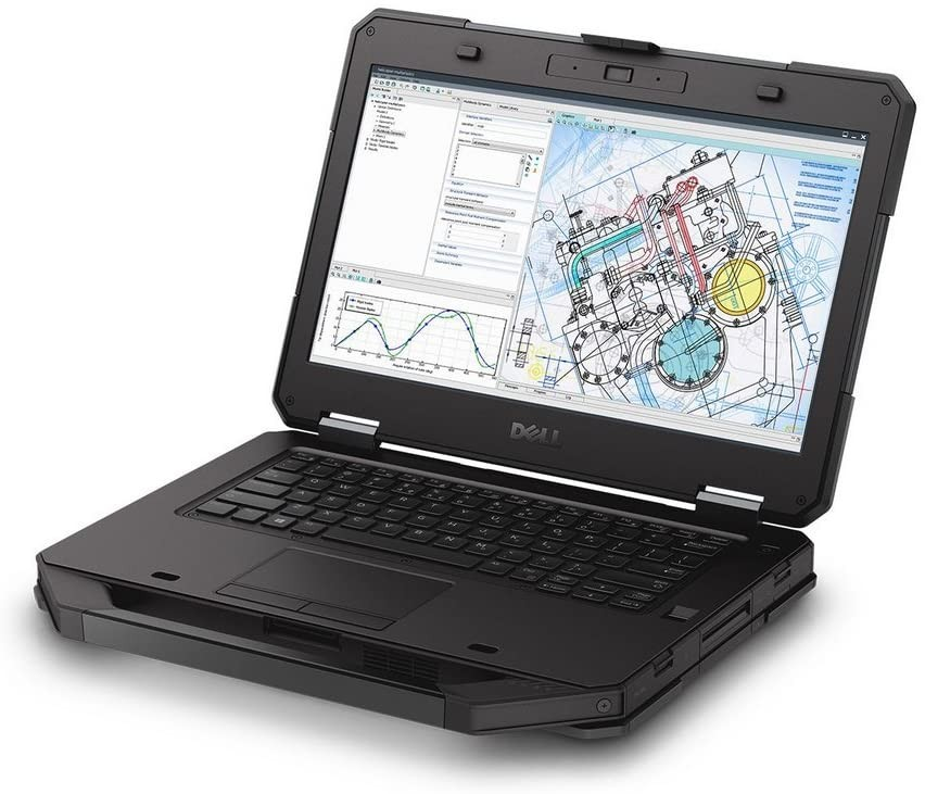 Dell Latitude 5414 Rugged Refurbished