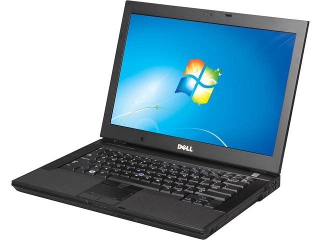 Laptop Second Hand Dell Latitude E6400 Intel  P8600 2.4 GHz Acumulator NOU
