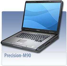 Laptop second hand DELL Precision M90