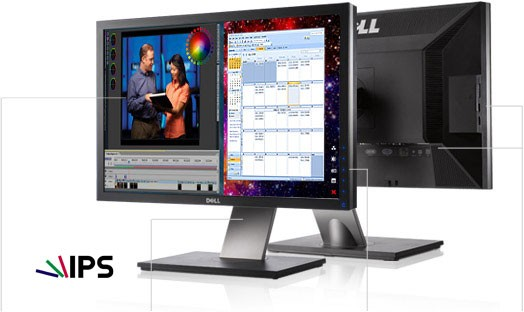 Monitor Second Hand Dell U2410 Full HD IPS