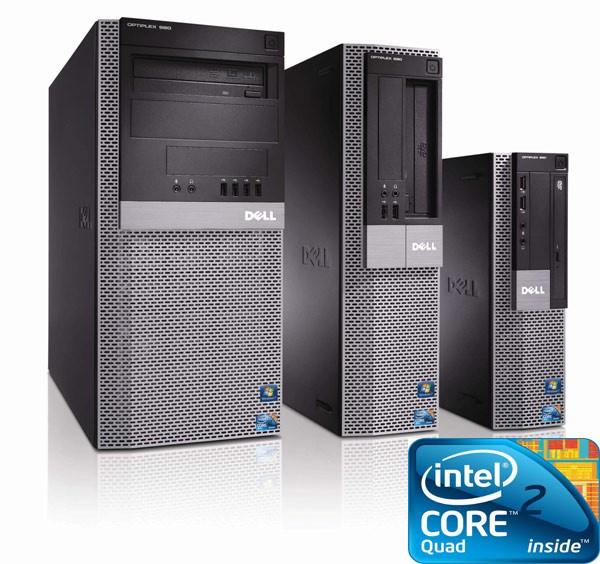 Calculatoare Refurbished Dell Optiplex GX960 Tower Intel Quad Core Q9400 2.66 GHz
