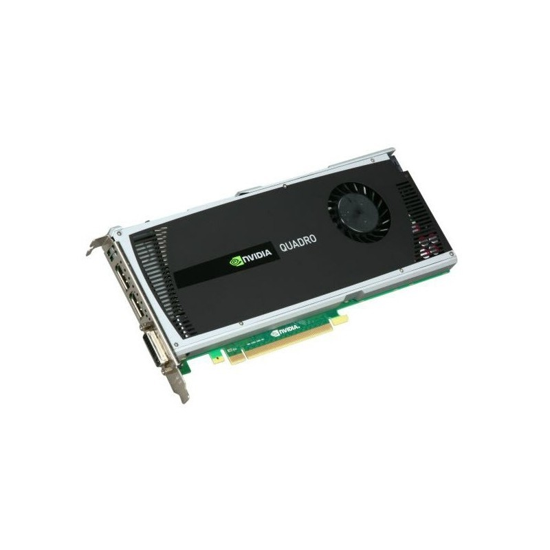 Placa Video nVidia Quadro 4000