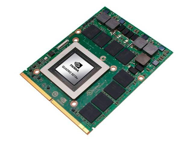Placa Video Laptop Nvidia Quadro FX 3800M