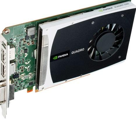 nVidia Quadro FX 2000