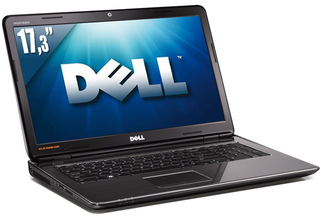 Laptop Second Hand Dell Inspiron 17