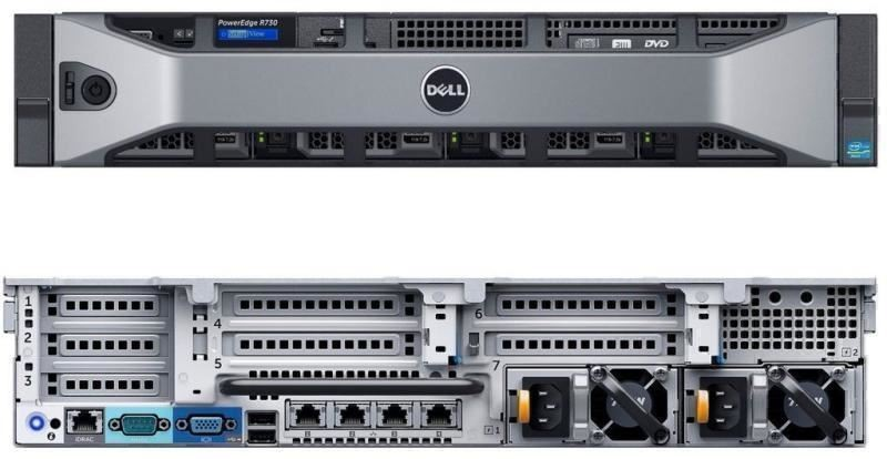 Server Refurbished Dell PowerEdge R730 2 x 12 Core