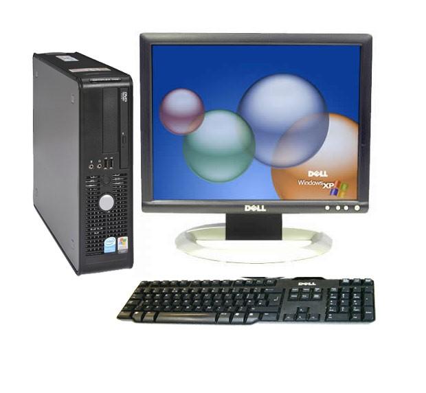 sistem second hand Dell Pentium 4