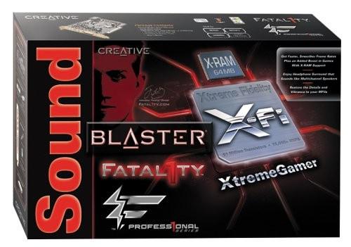 Creative X-Fi Extreme Gamer OEM