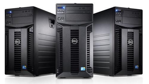 Server Second Hand Dell PowerEdge T610 Xeon Hexa Core