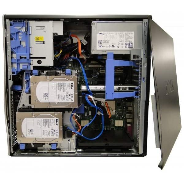 Workstation Refurbished Dell Precision T5500 Configurabile