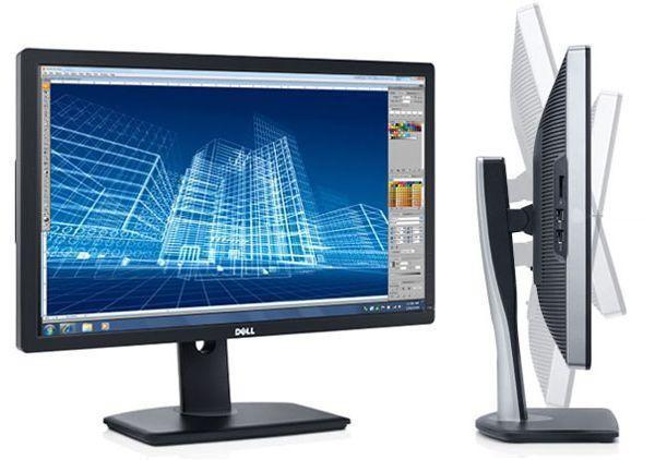 Monitor Refurbished Dell U2413F Full HD, AH-IPS