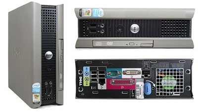 Dell Optiplex GX745 USFF Core2Duo second hand