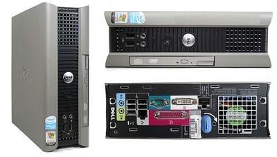 Dell Optiplex GX755 USFF Core2Duo second hand