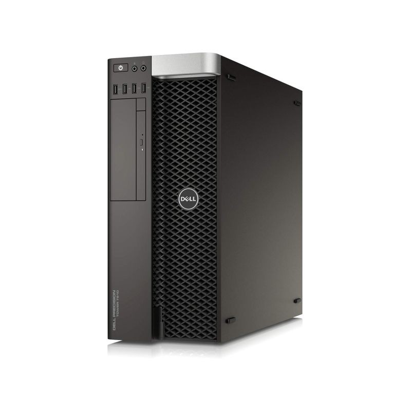 Workstation Refurbished Dell Precison T7810 2 x Xeon Octa Core