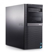 Calculatoare SH Dell Optiplex GX960 Tower Intel E8400 Core 2 Duo 3.0 Ghz