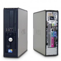 Calculator Second Hand Dell OptiPlex GX755 SFF Intel Core 2 Duo E6400