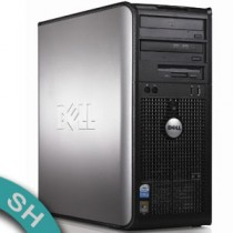 Calculator second hand Dell OptiPlex GX760 Tower Intel Core 2 Duo 3 Ghz