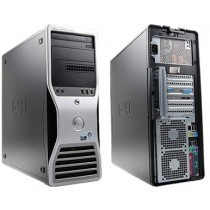 Workstation Second Hand Dell Precision T390 C2D