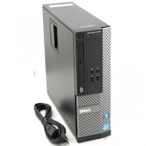 Calculatoare Refurbished Dell Optiplex 3010 SFF Intel Dual Core G2010 2.80 GHz Ivy Bridge