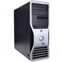 Workstation Refurbished Dell Precision T3500 Xeon Quad Core