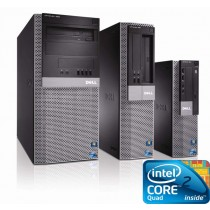 Calculatoare Refurbished Dell Optiplex GX960 Tower Intel Quad Core Q9400 2.66 GHz