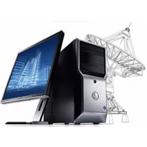 Workstation Dell Precision T1500 Intel Core i3