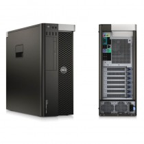 Workstation Refurbished Dell Precison T7810 2 x Xeon Hexa Core