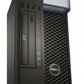 Refurbished Workstation Dell Precision T3610 Xeon Quad Core