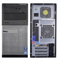 Calculatoare Tower Second Hand Dell Optiplex 3010  Intel Core i5 Quad