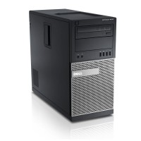 PC Refurbished Dell OptiPlex 9010 MT Intel Core i5-3470 3.20 GHz