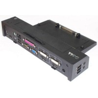 Port replicator | Docking Station Dell PR02X Port Serial si Paralel