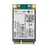 Dell 5540 HSPA Modul 3G + GPS